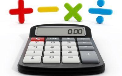 Calculer un rachat de crédit : attention aux frais !